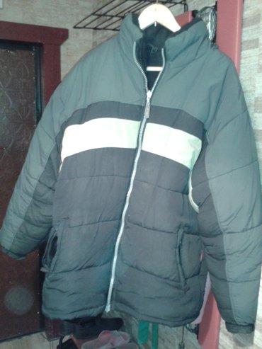 Куртка теплая р 52-54  1000 сом в Бишкек