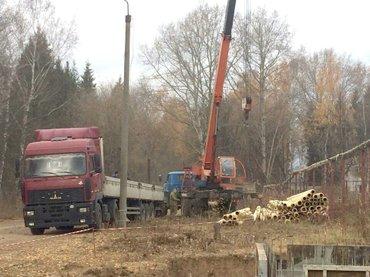 Услуги Автокрана Ивановец от 10 до 14 тонн. в Бишкек