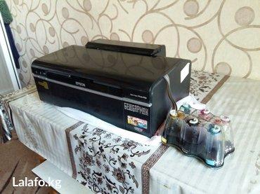 2 принтера после профилактики -epson т 50, в Бишкек