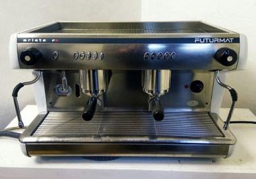 кофемашина delonghi с автоматическим капучинатором в Кыргызстан: КофемашинаКофемашина Quality Espresso FUTURMAT ARIETE F3/S_2GR+