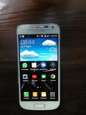 Samsung Galaxy S4 mini DUOS 8GB. в Бишкек