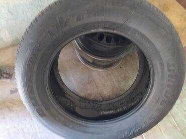 диски момо r18 в Кыргызстан: Срочно продаю колеса,размер 275/60R18 комплект 4 колеса летних стоя