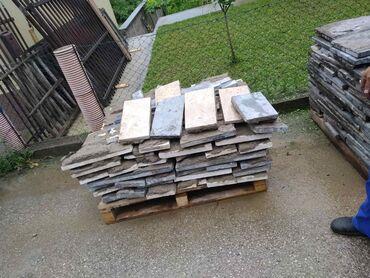 Beton, malter | Srbija: Mermer debljine 3cm, širine 20cm različitih dužina. Ukoliko ste