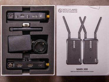 аккумуляторы бишкек доставка в Кыргызстан: Продаю без проводной Видеостенер. Онлайн трансляция на лед экран