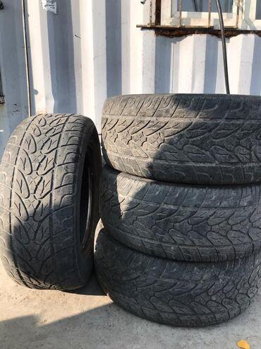 грузовые шины 385 в Кыргызстан: ПРОДАЁТСЯ б/у резина MARSHAL в хорошем состоянии 385/60 R18 116 V