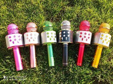 Elektronika - Krusevac: Zvucnik Karaoke mikrofon Bluetooth Mikrofon za karaokeSamo 1.450