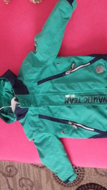 Kvalitetna jaknica za prolece sa duksom koji se skida-moze da bude i - Valjevo