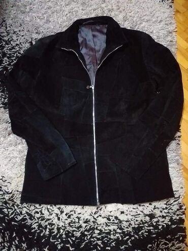 Duzina cm crni - Srbija: Crna kozna jaknaVel.44Ocuvana skroz,bez ostecenjaUplata unapredDuzina