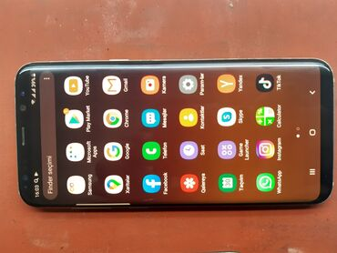 bluboo s8 - Azərbaycan: Samsung Galaxy S8 Plus 4 GB qızılı