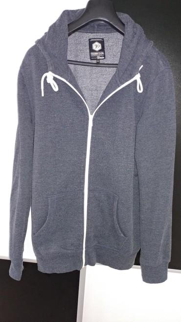 Muška odeća | Bor: Tom Tailor muski duks sa ziperom za zakopcavanje XXL velicine sa