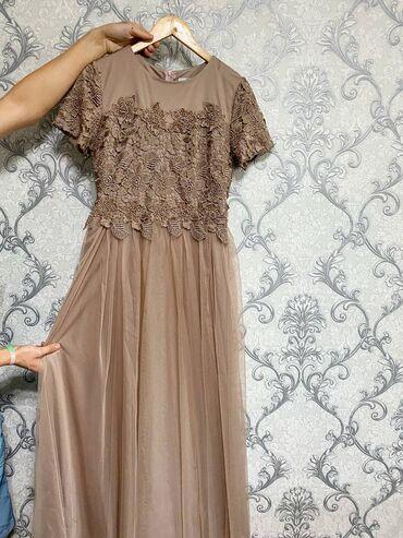 Элегантное вечернее платье(в жизни выглядит эффектнее). Заказывали пря