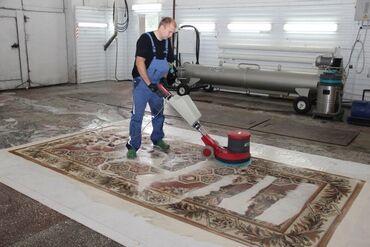 хозяйственные инструменты в Кыргызстан: Стирка ковров | Ковролин, Палас, Ала-кийиз | Самовывоз, Бесплатная доставка, Платная доставка