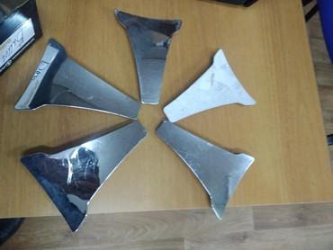 диски бу r17 в Кыргызстан: Продаю колпак для дисков. хромированные. бмв 34. 39. мерс 124. 210
