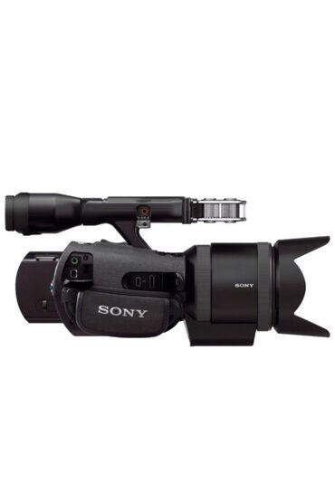 Штатив для видеокамеры - Кыргызстан: Видеокамера Sony NEX-VG30EH, запасная батарейка, зарядка, Штатив