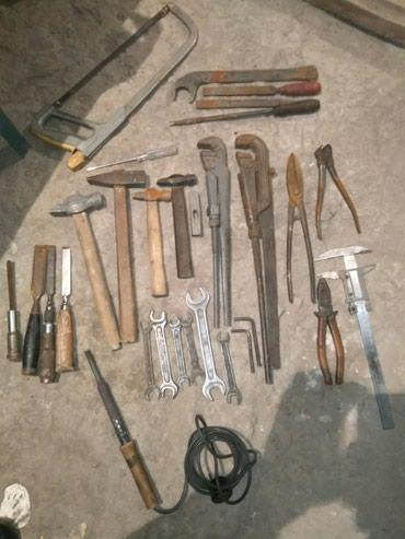Инструменты СССР, цена за все. в Бишкек