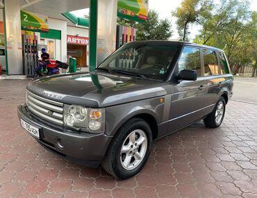 Land Rover в Бишкек: Land Rover Range Rover 3 л. 2003   89000 км