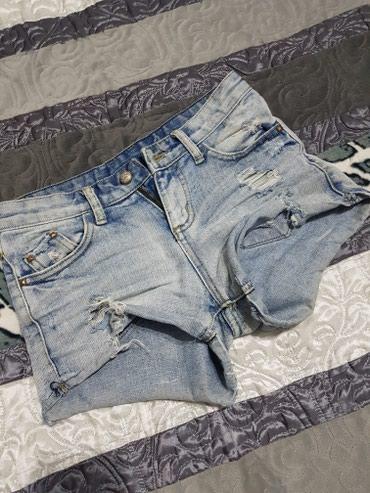 шорты джинсовые в Кыргызстан: Джинсовые шорты