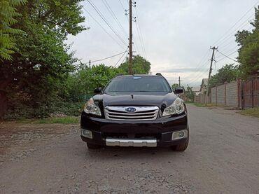 bentley azure 6 75 twin turbo в Кыргызстан: Subaru Outback 3.6 л. 2010 | 156000 км