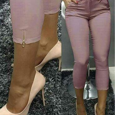 Pantalone zlatne - Srbija: Prelepe pantalonice u svim bojama u vel od 26-38 mogu da udju osobe od