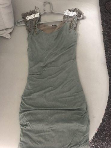 Prelepa haljina, lepo stoji, bez ostecenja. Ima dosta elastina - Leskovac