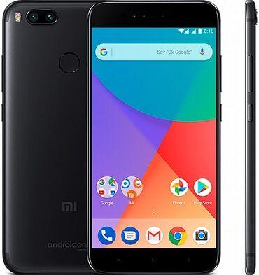 538 объявлений | ЭЛЕКТРОНИКА: Xiaomi Mi A1 | 64 ГБ | Черный | Сенсорный, Отпечаток пальца, Две SIM карты