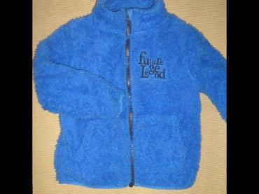Duks jaknica mekana  za dečake 3 gog - Paracin