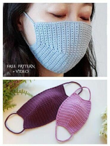 Digər aksesuarlar - Sumqayıt: İstənilən rəng maskaların toxunulması