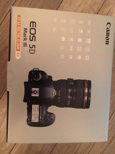 Νέα φωτογραφική μηχανή ψηφιακής SLR Canon EOS 5D Mark III 22,3 MP w / σε Αθήνα