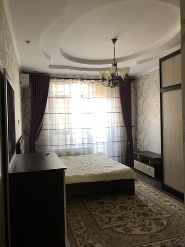 сдаётся-комната в Кыргызстан: Сдается квартира: 3 комнаты, 100 кв. м, Бишкек