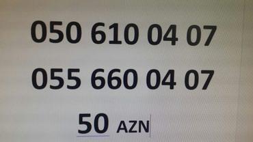 Bakı şəhərində Nomreler satilir ve ya barter