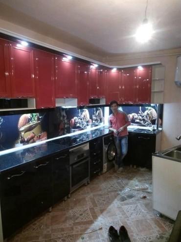 Гарнитуры в Кок-Ой: Кухонный гарнитур