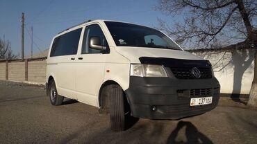 Volkswagen Transporter 1.9 л. 2004