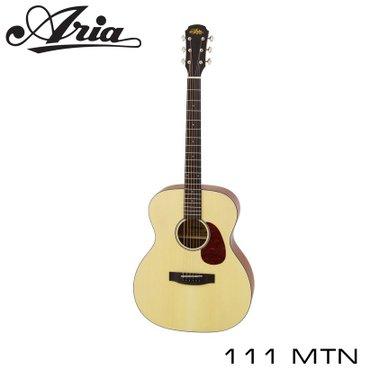 Гитара:ARIA-111 MTN в отделке с натуральным матовым покрытием (цвет