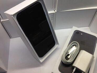 Новый iPhone 7 256 ГБ Черный