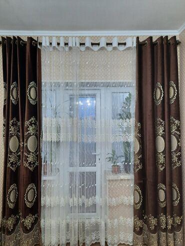 вышивка бишкек in Кыргызстан | ГРУЗОВЫЕ ПЕРЕВОЗКИ: 3м+3м. Новый. Карнис 3метра Золотая вышивка обе