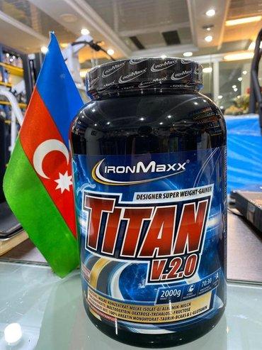 Спорт и отдых в Азербайджан: Titan Gainer İronmaxx 2 kq