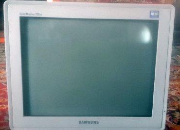 samsung monitor - Azərbaycan: Monitor Samsung.Stolüstü kompyuterlər üçündür.Tam işləkdir.Lənkəran