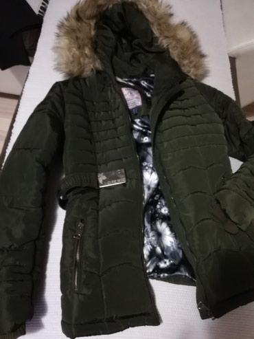 NOVA ,, DERMIL'',zimska jakna, original, dva puta obučena, kao nova, - Kikinda