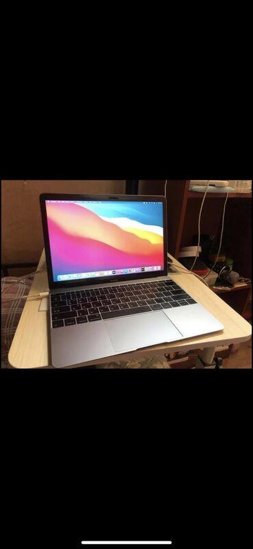 аксессуары meizu m3 note в Кыргызстан: MacBook 12 2017 года, состояние Отличное, battery cycle 212, 1.2GHz