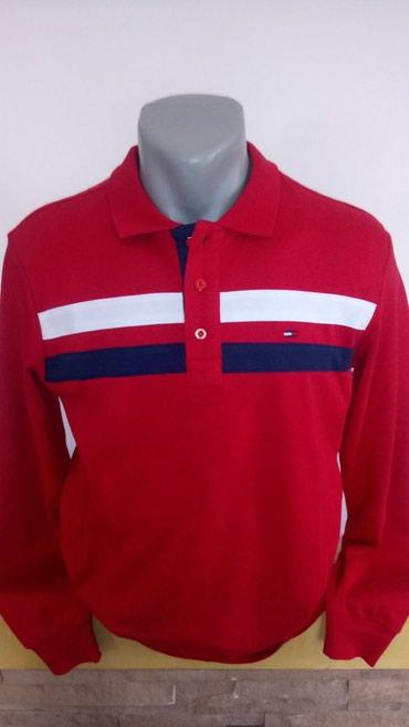 Muška odeća | Novi Banovci: Tommy Hilfiger pamucna bluzica sa kragnicom. Odlican kvalitet