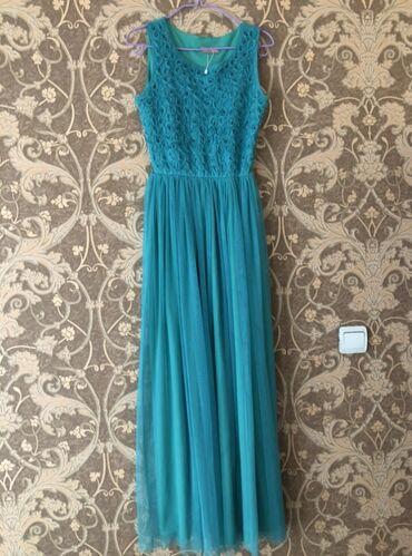Платье в пол 42-44 размер, обмен
