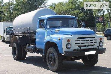 Другие услуги - Кыргызстан: Оказываем услуги по откачке септика и туалета! Продувка канализации