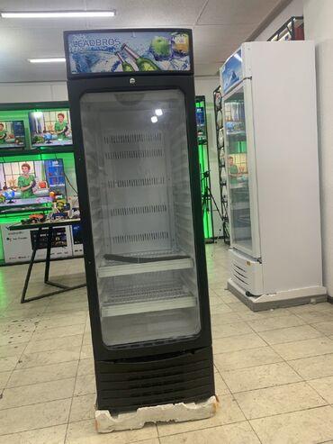 Холодильник-витрина | Черный холодильник