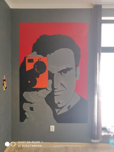 Картины и фото в Кыргызстан: Роспись стен. кафе. офисы. студии