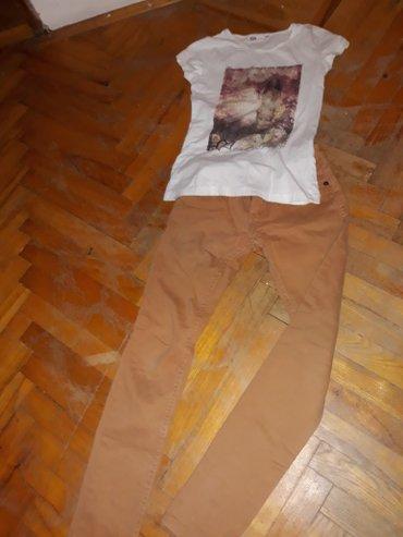 Iz svajcerske sve sa slike. 700 din. Pantalone i majca. Bluzica 250 - Kraljevo