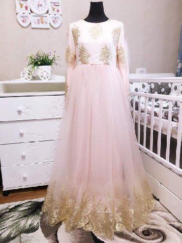 вышивка бишкек in Кыргызстан | ГРУЗОВЫЕ ПЕРЕВОЗКИ: Продаю шикарное платье .Было сшито на заказ из дорогих и качественных
