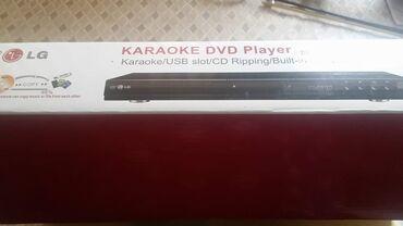 dvd караоке в Азербайджан: LG dvd karaoke player
