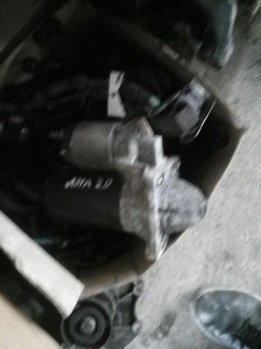 alfa romeo 147 2 mt в Кыргызстан: Стартер Alfa Romeo 20 коробка передач рулевая рейка двигатель 2.0 блок