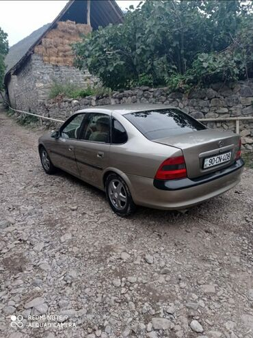 kankiler qiymeti - Azərbaycan: Opel Vectra 2 l. 1996 | 10000 km