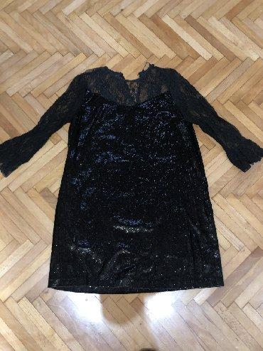 Jakna sitan plis - Srbija: Zara haljina plis i cipka